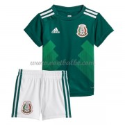 Voetbalshirts kids Mexico 2018 thuis tenue ..