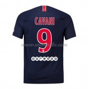 Goedkoop Voetbaltenue Paris Saint Germain Psg 2018-19 Edinson Cavani 9 Thuisshirt..