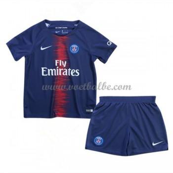 Goedkope Voetbalshirts Paris Saint Germain PSG Tenue Kind 2018-19 Thuisshirt