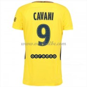 Voetbaltenue Paris Saint Germain Psg Edinson Cavani 9 uitshirt 2017-18..