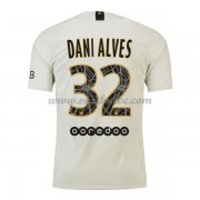 Goedkoop Voetbaltenue Paris Saint Germain Psg 2018-19 Dani Alves 13 Uitshirt..