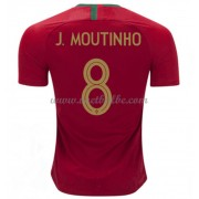 Voetbaltenue Portugal WK 2018 Joao Moutinho 8 thuisshirt..