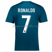 Voetbaltenue Real Madrid Cristiano Ronaldo 7 third shirt 2017-18..