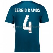 Voetbaltenue Real Madrid Sergio Ramos 4 third shirt 2017-18..