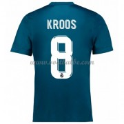Voetbaltenue Real Madrid Toni Kroos 8 third shirt 2017-18..