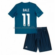 Voetbalshirts kids Real Madrid Gareth Bale 11 third tenue 2017-18..