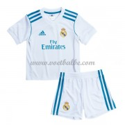 Voetbalshirts kids Real Madrid thuis tenue 2017-18