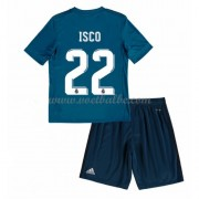Voetbalshirts kids Real Madrid Isco 22 third tenue 2017-18..