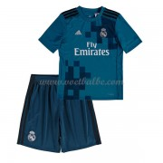 Voetbalshirts kids Real Madrid third tenue 2017-18..