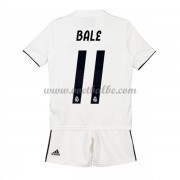 Goedkope Voetbalshirts Real Madrid Tenue Kind 2018-19 Gareth Bale 11 Thuisshirt..