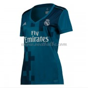 Goedkope Voetbaltenue Real Madrid Dames 2017-18 third shirt..