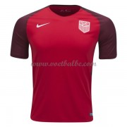 Voetbalshirt USA 2017 third tenue..