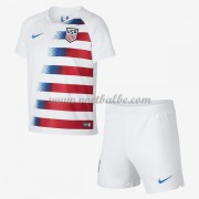 Voetbalshirts kids USA 2018 thuis tenue ..