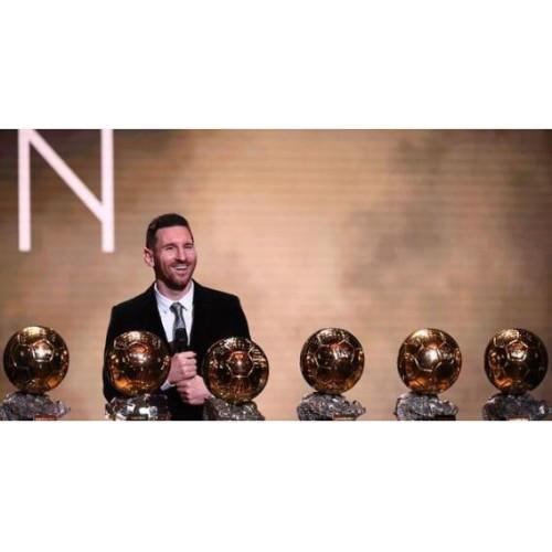 Messi: persoonlijke prijzen zijn secundair, ik hoop de America's Cup en de Champions League te winnen