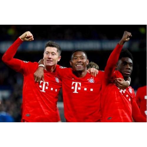 Champions League-Bayern 3-0 verwijderd van Chelsea