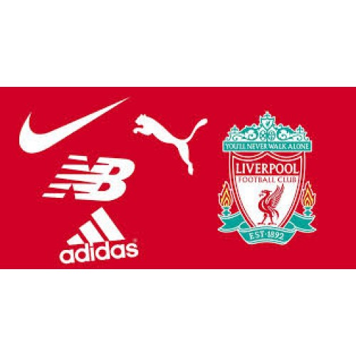 Liverpool in talks over record nieuwe voetbalshirts deal