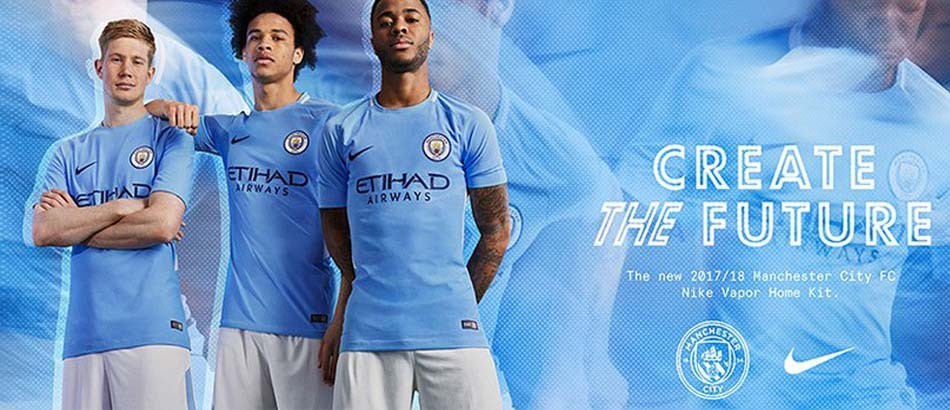 Manchester City Voetbalshirts