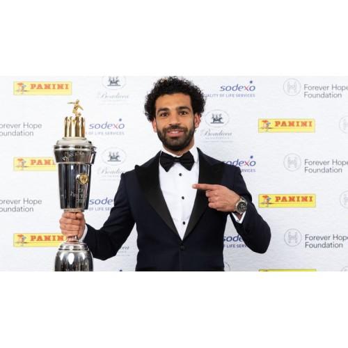 Mohamed Salah heeft de PFA-speler van het jaar 2017-18 genoemd