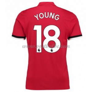 Voetbaltenue Manchester United Young 18 thuisshirt 2017-18